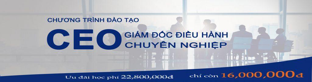 Khóa học Giám đốc điều hành tại Hà Nội